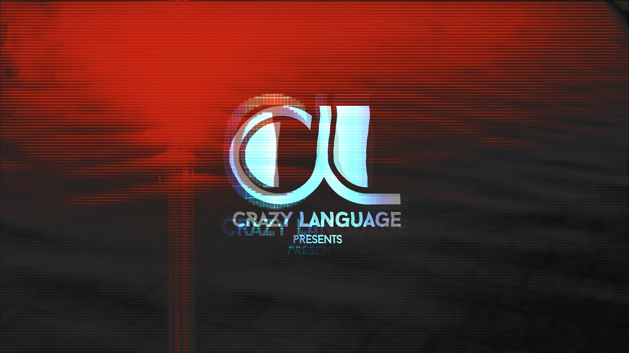 Crazy Language by Geso | Motion graphics / Video flyer / Glitch Art