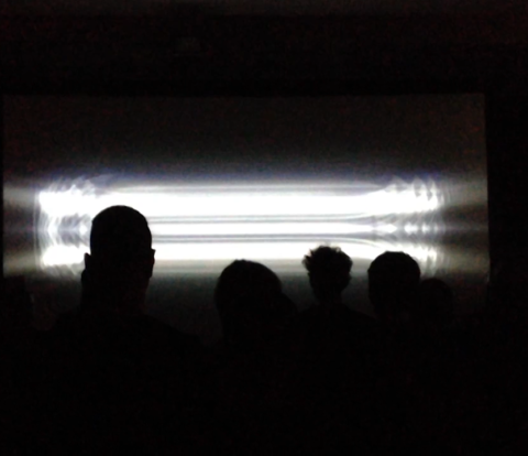 XZICD AV Live by Geso | Live Visuals / Music Visualization