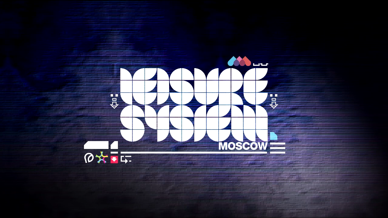 Leisure System Moscow by Geso   Videoflyer / Motion Graphics