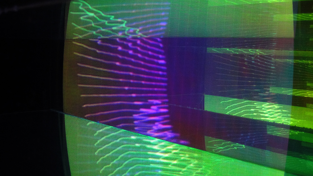 As A Start by Geso   Photography / Glitch Art / Music Video