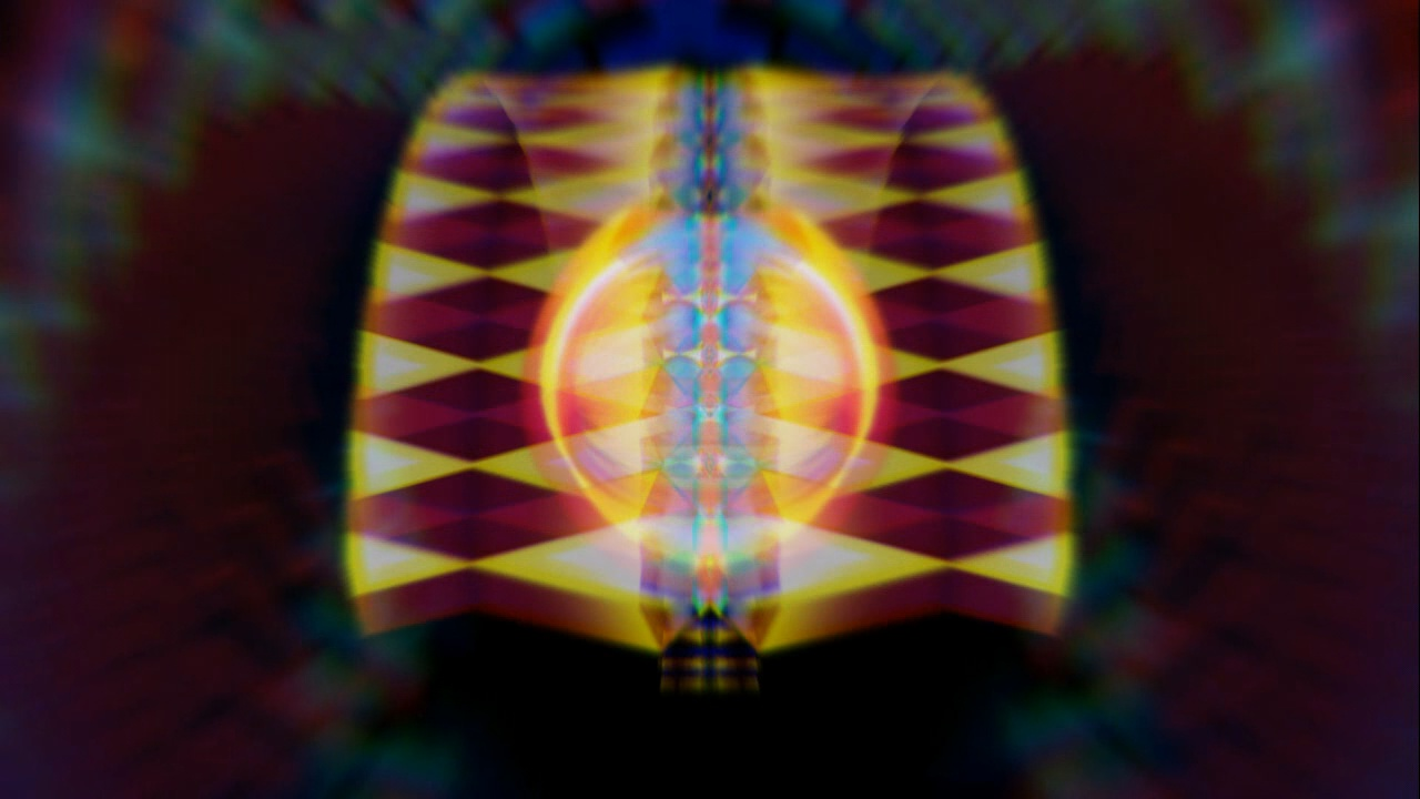 A Circle Inside A Circle Inside by Geso | Live Visuals / Visual Music