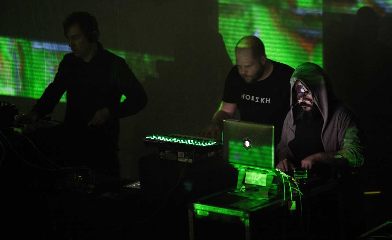 Synapscape Live Visuals by Geso | Visuals / AV Live / Visual Performance