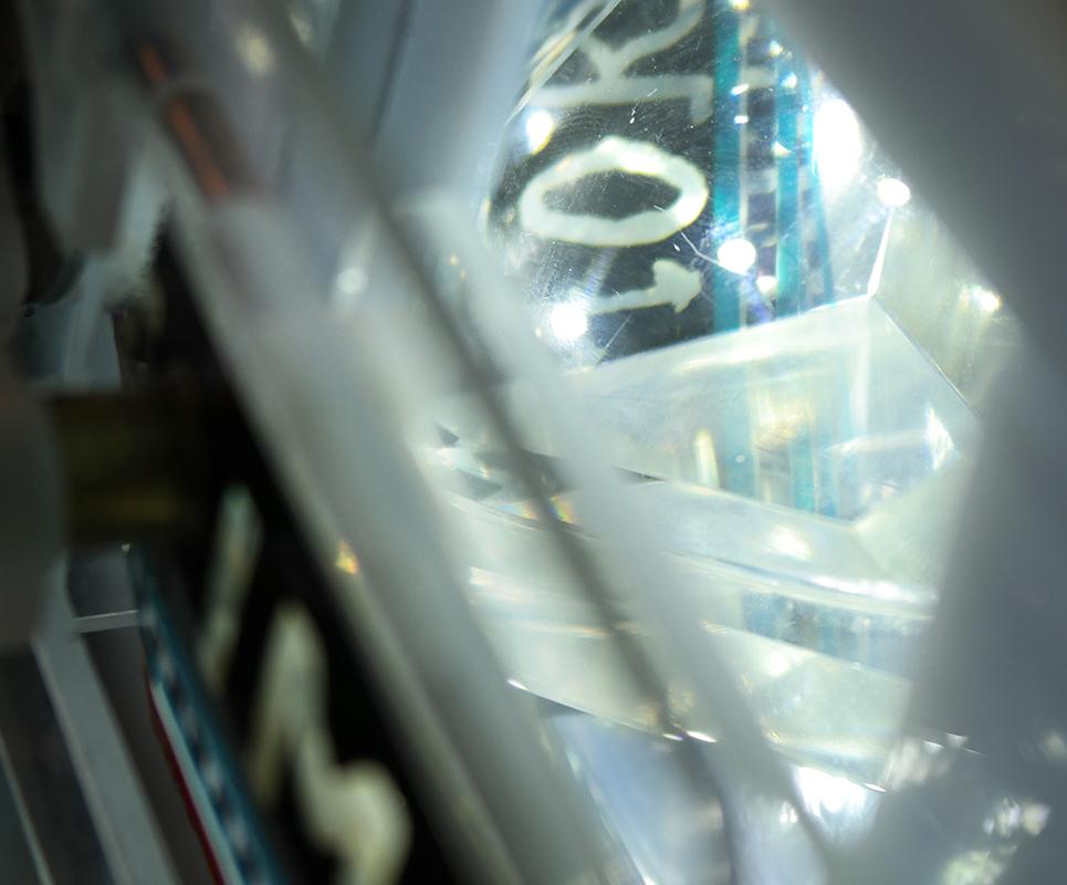Devenir Mecánico by Geso | Audiovisual Installation / Video Art / Art Installation