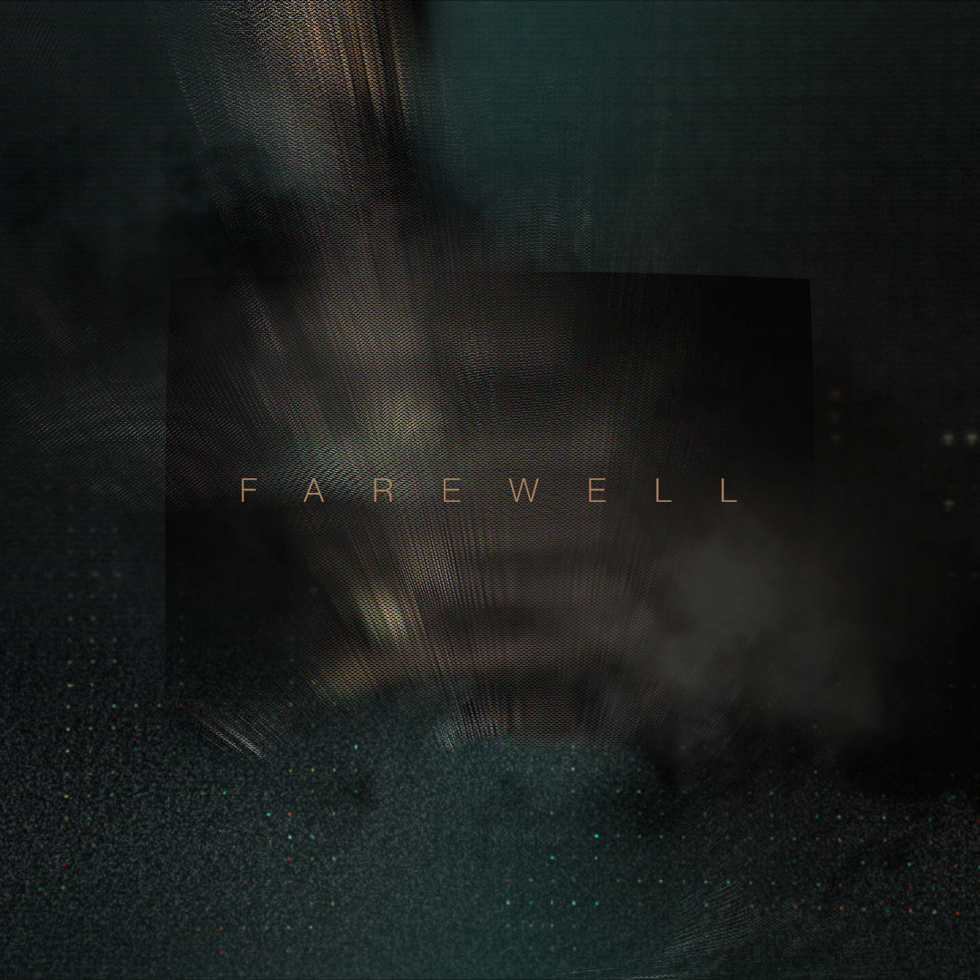 Farewell cover mixtape by Geso