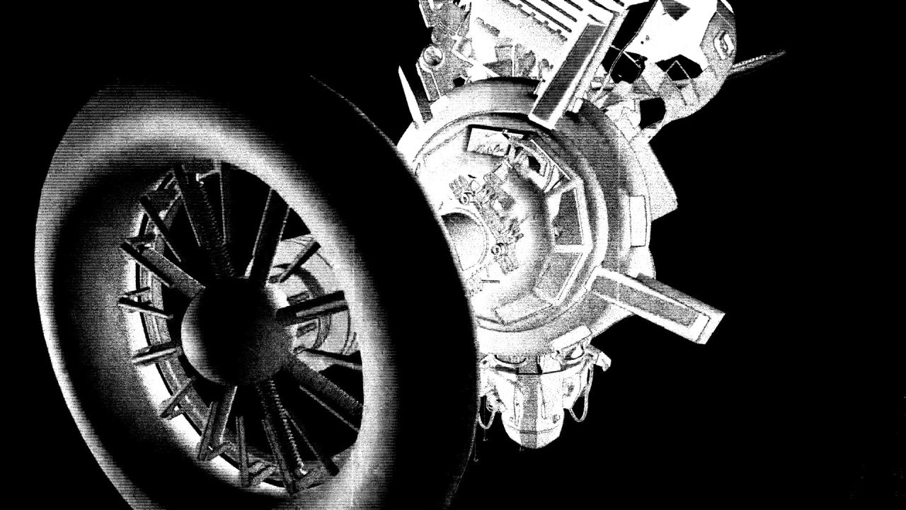 Kamikaze Space Programme - Sparks Official Music Video by Geso