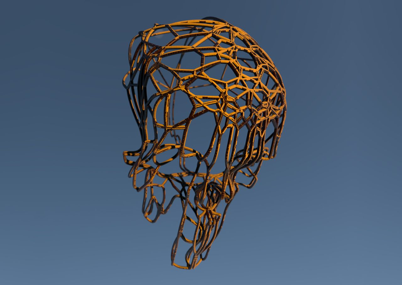 3D Art Experiments by Geso 2020